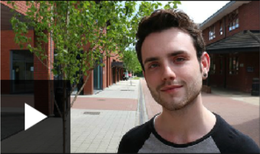 Luke Alexander, Open About His HIV Diagnosis