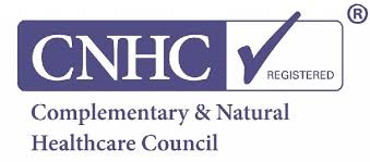 Member of the Complimentary & Natural Healthcare Council